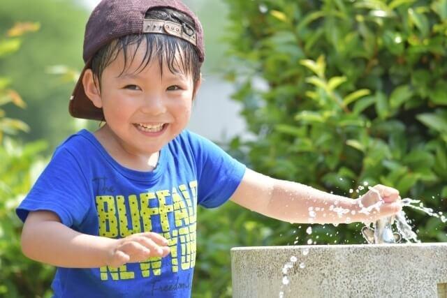 子供が大満足!郡山で水遊びを満喫できる公園4選!