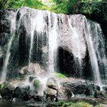 郡山付近のパワースポット - 達沢不動滝7